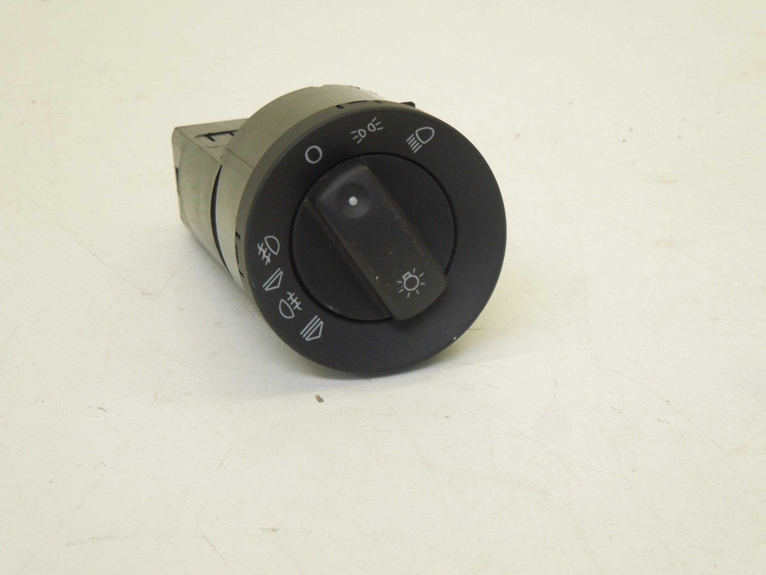 Audi A4 B7 Light Switch Panel With Front Fogs #5 8E0941531C