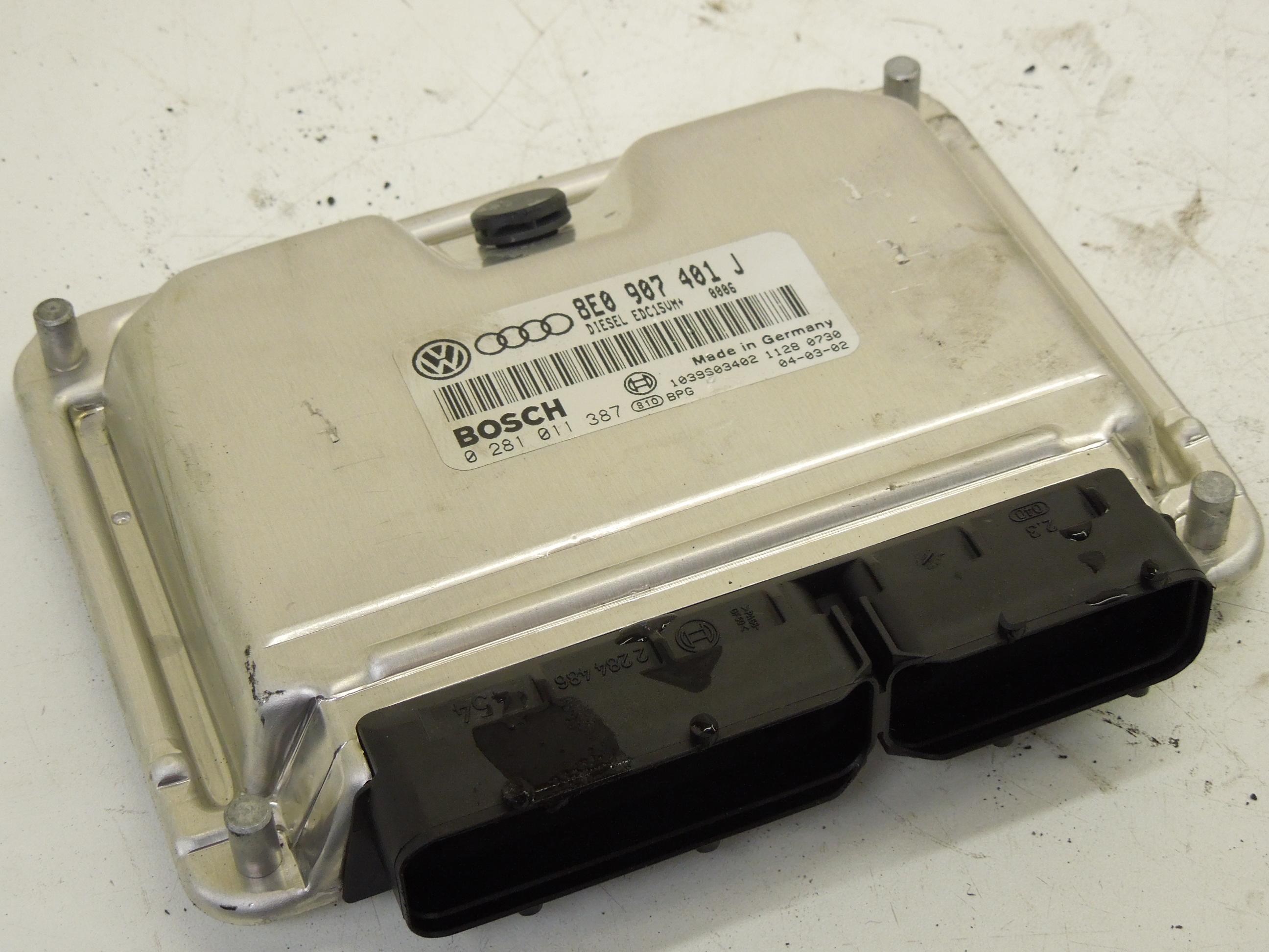 Passat Bosch ECU 4D0907551R Genuine VAG Audi