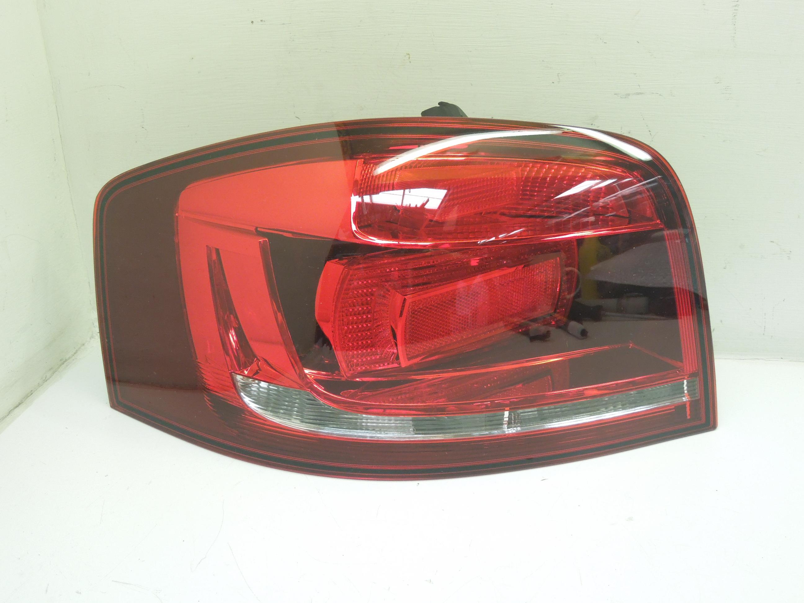 AUDI A3 8P 3 Door Hatchback Facelift 2008-2011 Rear Tail Light Lamp LEFT