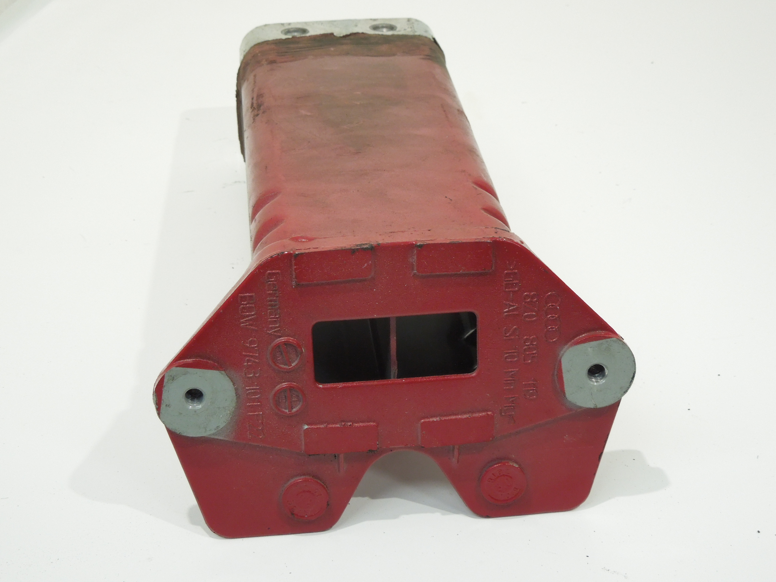 Audi A2 NS Left Chassis Leg Extension Red 8Z0805119