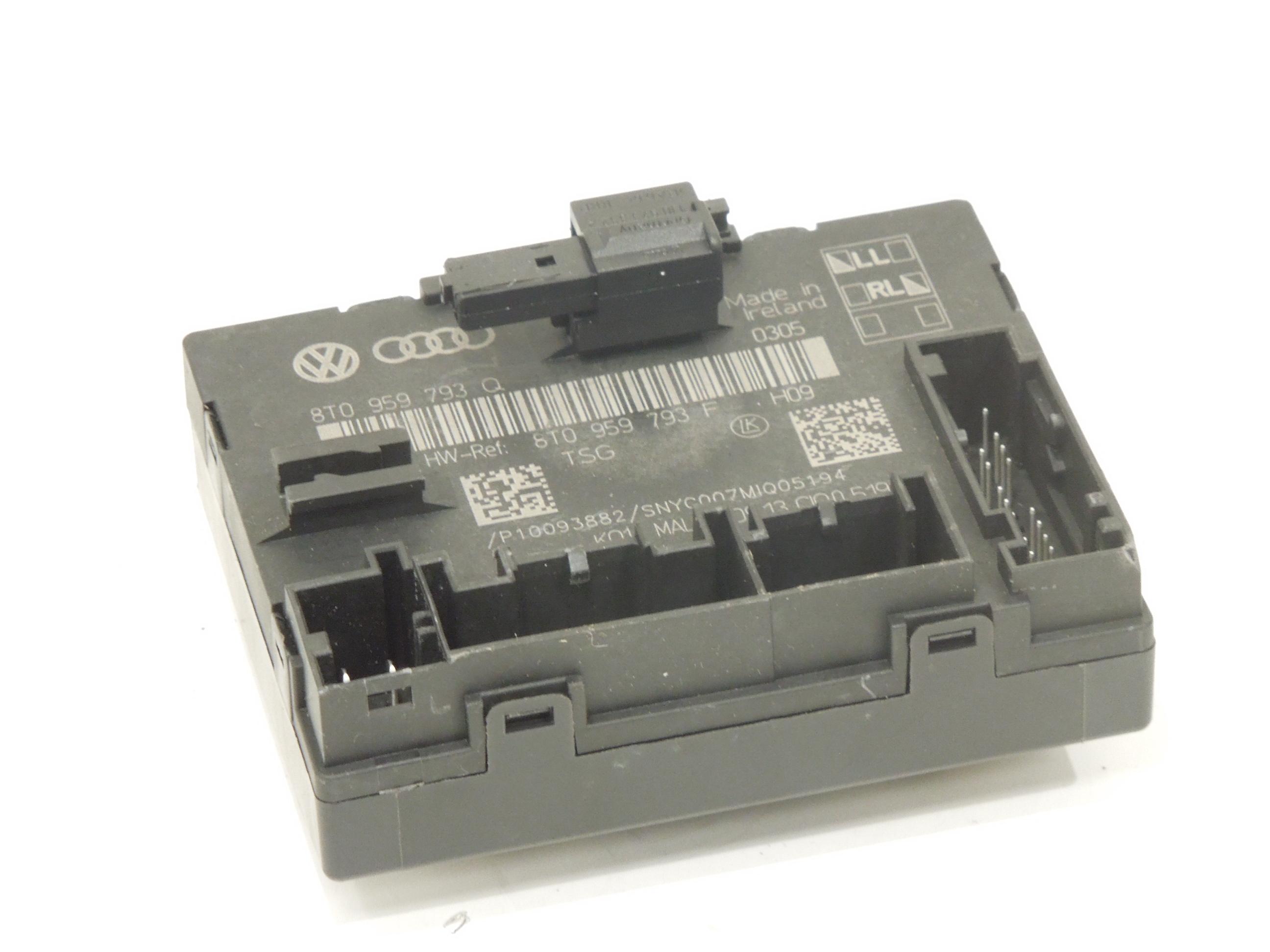 Audi-A4-B8-A5-OS-Right-Front-Door-Control-Unit-ECU-8T0959793Q