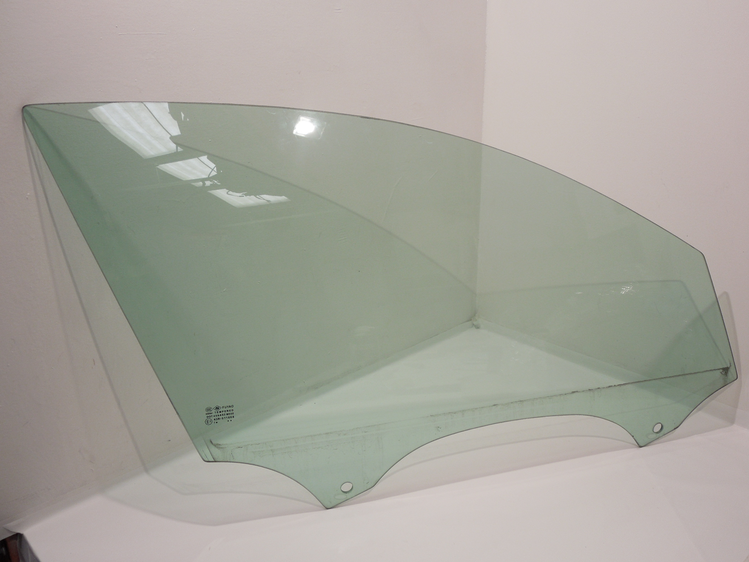Audi-A6-C7-Front-OS-Right-Door-Window-Glass