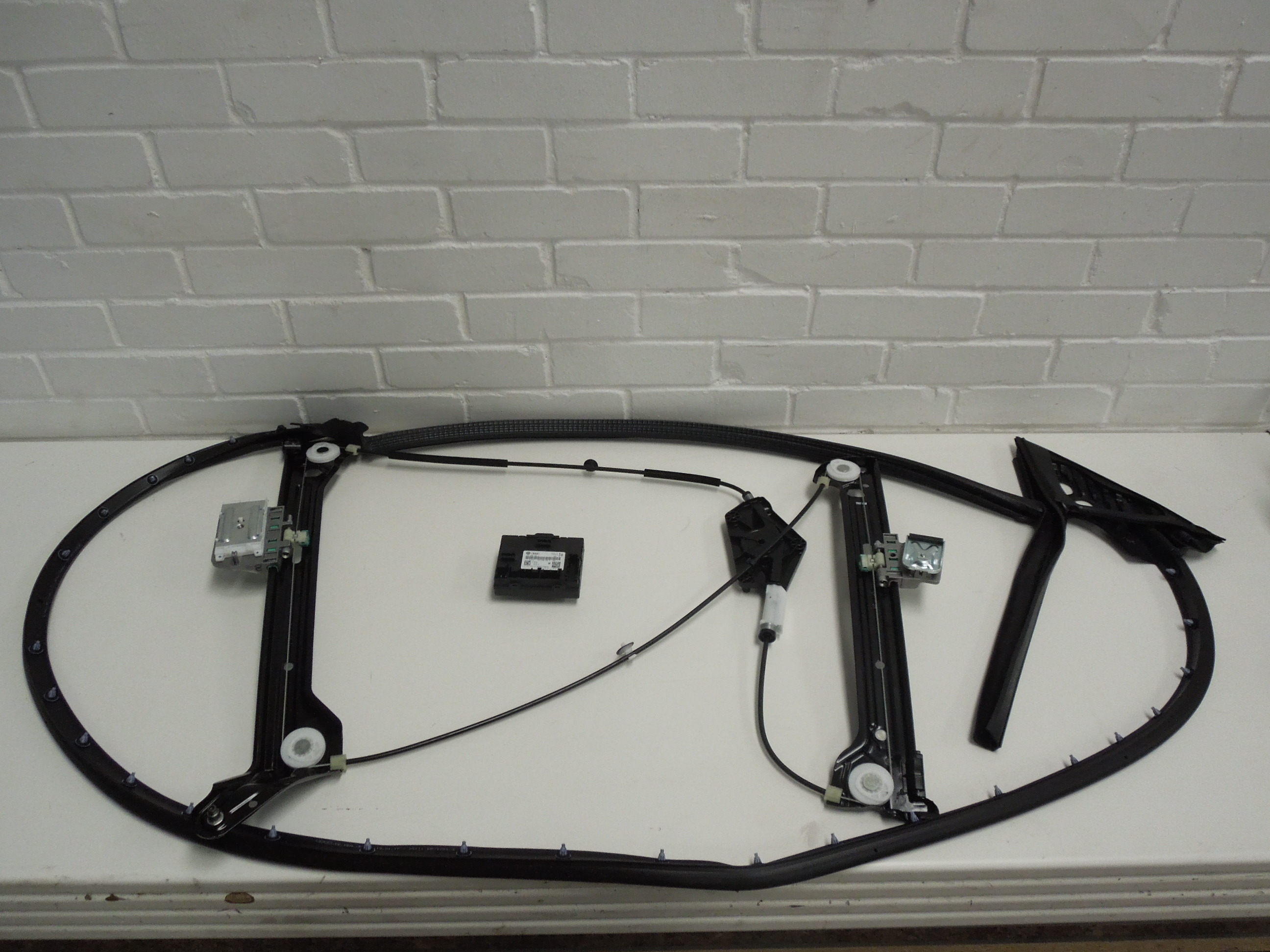 Audi A5 8T Coupe Front OS Right Door Window Regulator New ...