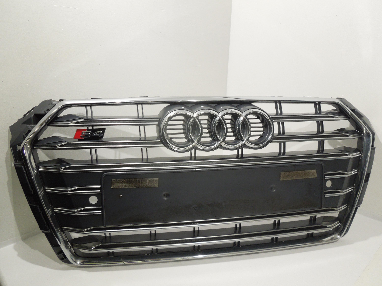 Audi-A4-S4-B9-Front-Centre-Bumper-Grill-8W0853651H