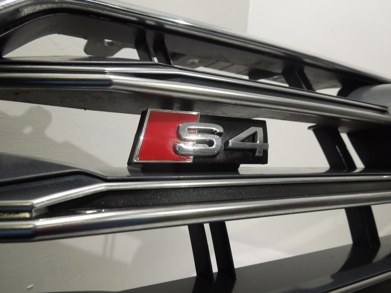 Audi-A4-S4-B9-Front-Centre-Bumper-Grill-8W0853651H miniatuur 2