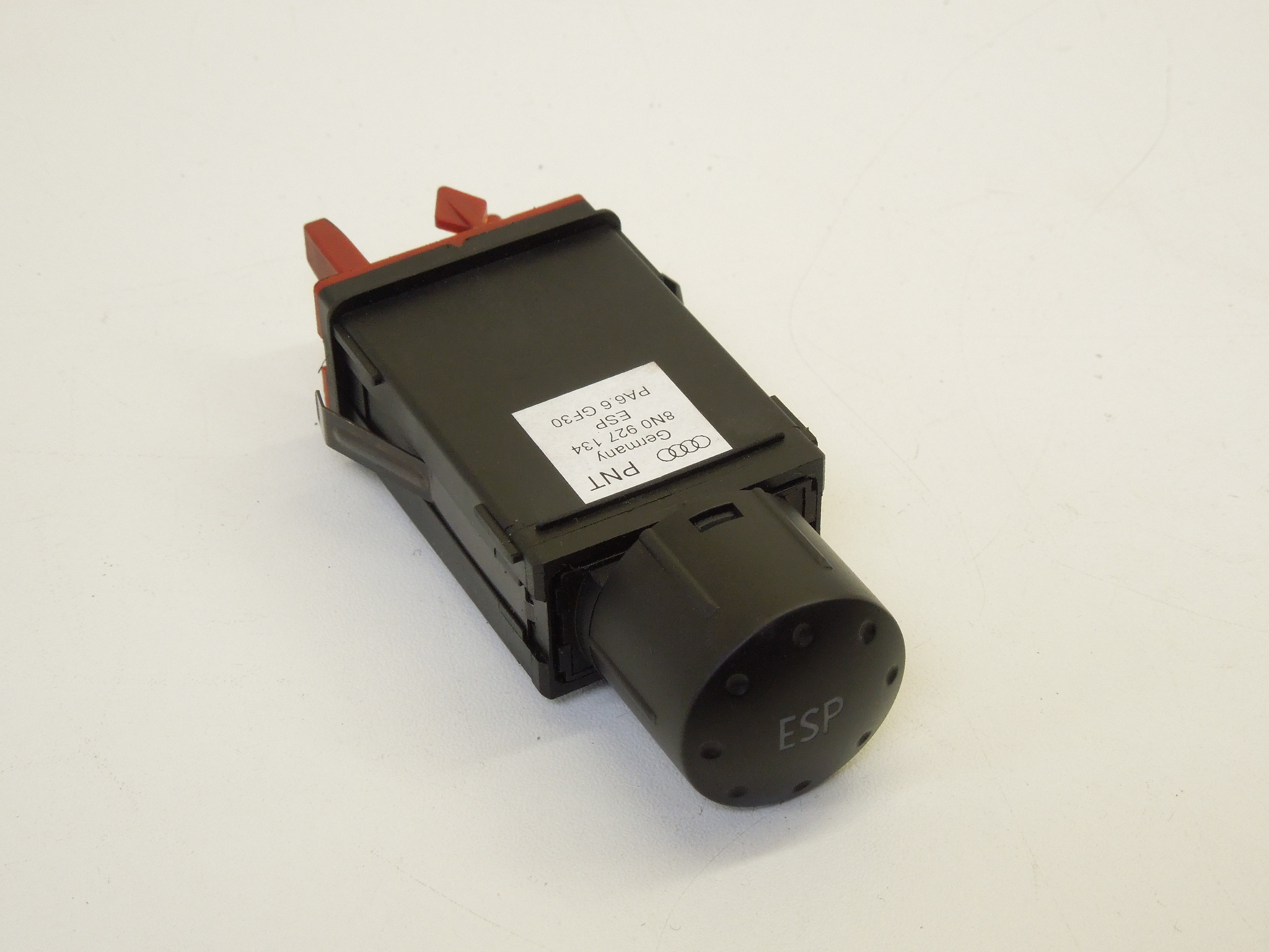 Audi TT 8N ESP Switch Button #28 8N0927134